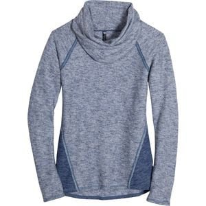 Nova Pullover Sweater - Women's Blue Depths, L - Good