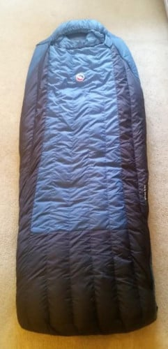 Big Agnes Hogan Park Series 0 Degree Sleeping Bag