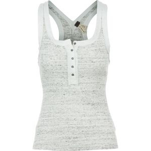 Time Out Tank Top - Women's Ivory/Black, S - Like New