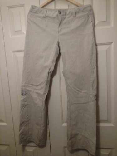 Athleta hiking pants size 10