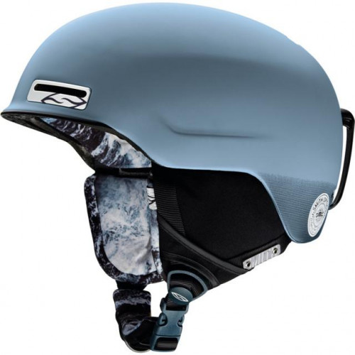 Smith Maze Helmet - Women's, Steel Oceanic/Medium, GOOD