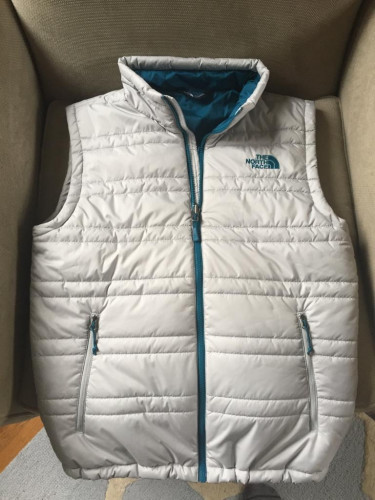 LIKE NEW The North Face Insulated Vest - Men's Small