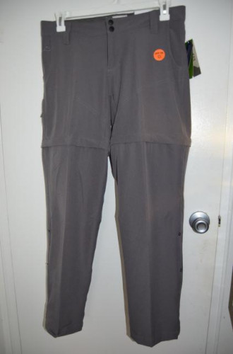 Women's 3-way Convertible Pants Size 8/10
