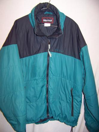Marmot Primaloft Pertex Insulated Jacket, Large