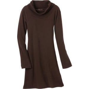 Kaya Sweater Dress - Women's Espresso, M - Excelle