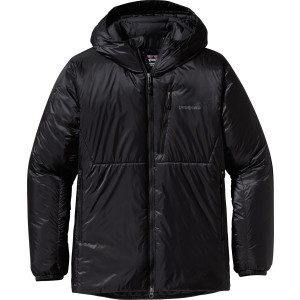 DAS Insulated Parka - Men's Black, L - Excellent