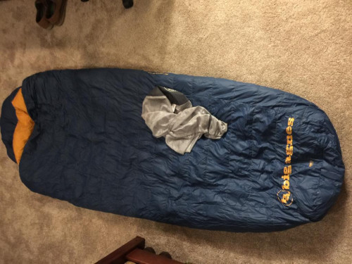 Big Agnes Deer Park 30 Sleeping Bag