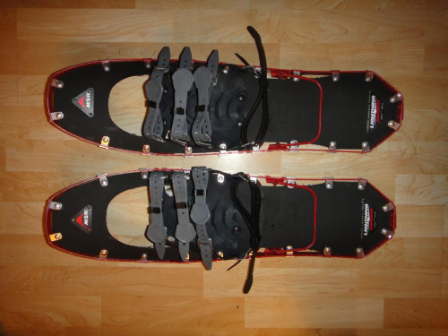 MSR Lightning Ascent snowshoes 25 inches