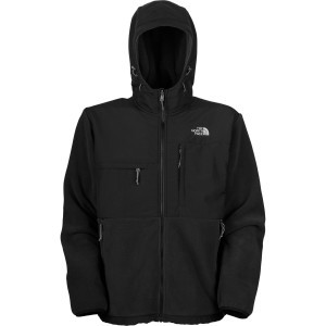 Denali Hooded Fleece Jacket - Men's Recycled Tnf B