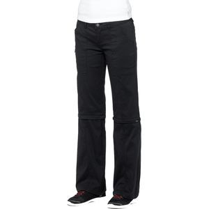 Monarch Convertible Pant - Women's Black, 10/Reg - Excellent