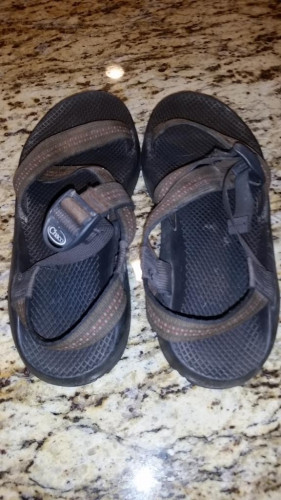 Great condition Chaco M11 w/ stealth sole