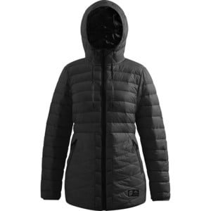 Retreat Down Jacket - Women's Black, XS - Good