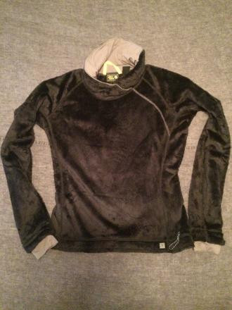 Women's Monkey Fleece Pullover