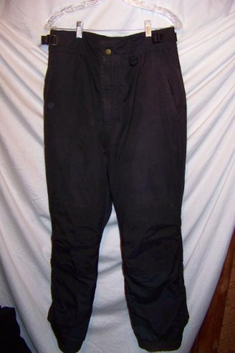 Cabela's Down Insulated Snowmobile Ski Pants, Men's Medium