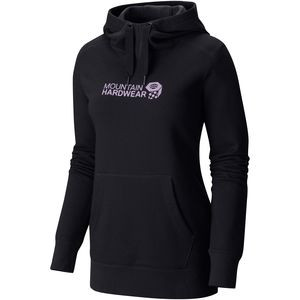 Graphic Logo Pullover Hoodie - Women's Black, XS - Excellent