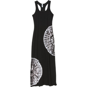 Rachel Maxi Dress - Women's Black Ripple, XS - Exc