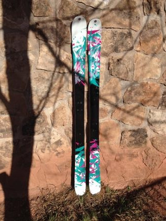 K2 Missdemeanor Skis 169cm- Only used 2 times!