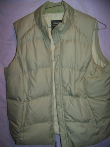Eddie Bauer Down Vest, Women's XXLarge