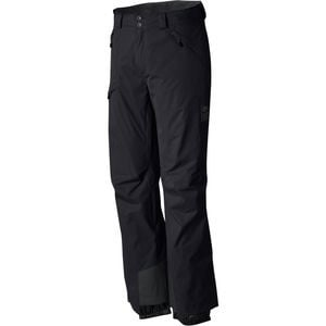 Returnia Shell Pant - Men's Black, S/Reg - Excellent