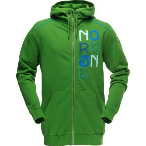 /29 Full-Zip Hooded Sweatshirt - Men's Norrona Gre