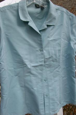 REI Button Down Shirt - Small
