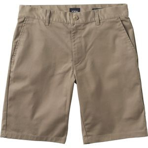 Week-End Stretch Short - Men's Dark Khaki, 36 - Excellent
