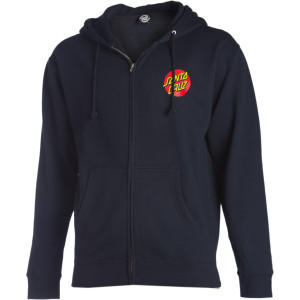 Classic Dot Full-Zip Hoodie Navy, L - Excellent