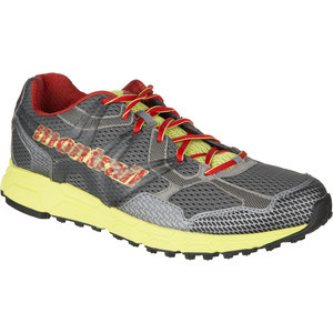 Bajada Trail Running Shoe - Men's Coal/Sail Red, 1