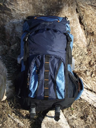 Eddie Bauer Backpack, Internal Frame, 40L