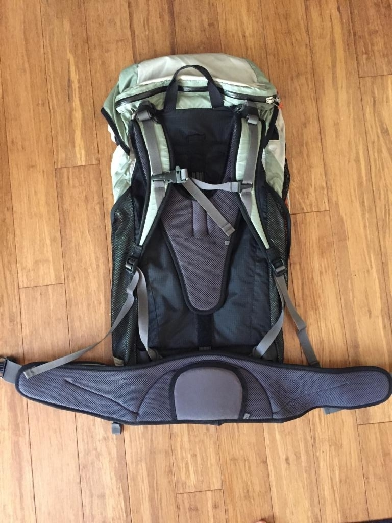rei rei ultralight 45l backpack large