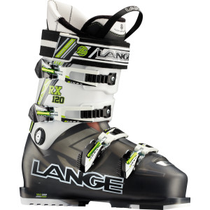 Photograph of  RX 120 Ski Boot - Men's Black/White, 30.5 - Excell view 1