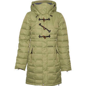 Photograph of  Camden Down Parka - Women's Cedar Green, M - Like  view 1