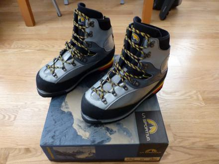 Photograph of  La Sportiva Baruntse Mountaineering Double Boot view 2