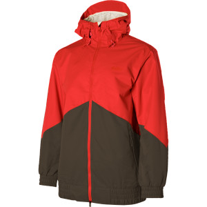 Photograph of  Kampai Jacket - Men's Varsity Red/Ironstone, XXL - view 1