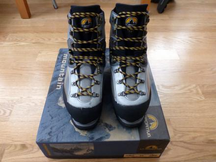 Photograph of  La Sportiva Baruntse Mountaineering Double Boot view 1