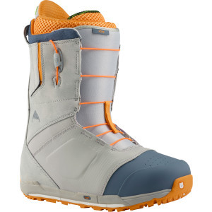 Ion Snowboard Boot - Men's Gray/Orange, 11.0 - Exc