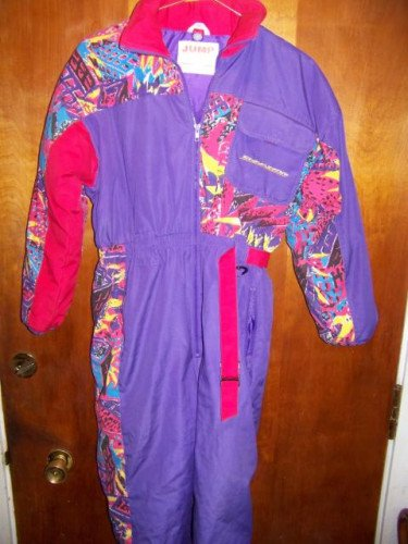 Dynastar Insulated One Piece Snow Ski Suit, Youth Large Euro 160
