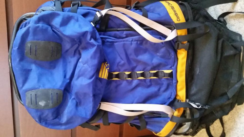 Kelty Continental Divide External Frame Backpack