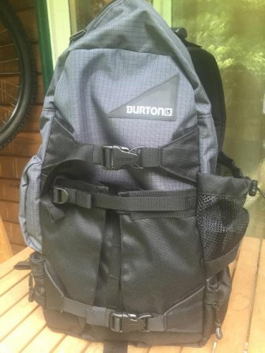 Burton Zoom Pack [26L] Photographer Bag