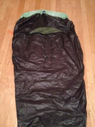 Mountain Laurel Designs Cuben Fiber Bivy