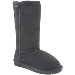 Emma Tall Boot - Girls' Charcoal, 3.0 - Excellent