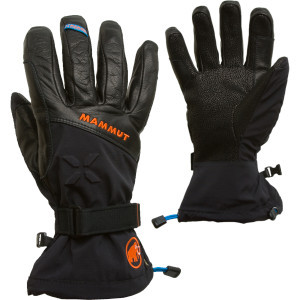 Nordwand Gore-Tex Glove Black, 8 - Good