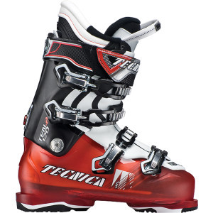 Ten.2 120 H.V.L. Ski Boot - Men's Transparent Red/