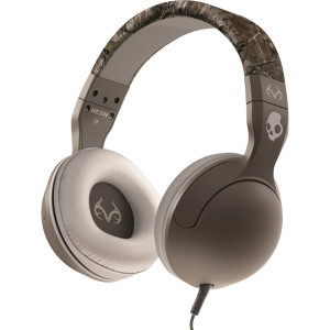Hesh 2.0 Headphones with Mic Realtree/Dark Tan/Tan, One Size - Excelle