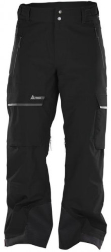 Trew Eagle Pant Black Medium New With Tags