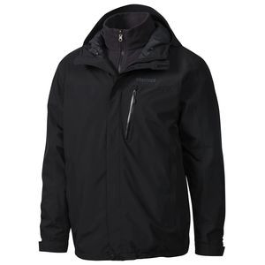 Ramble Component Jacket - Men's Black, XL - Good