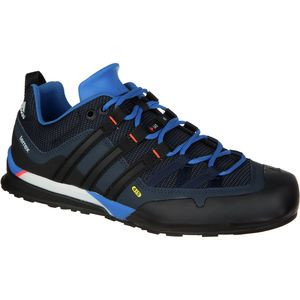 Terrex Solo Approach Shoe - Men's Bright Royal/Black/Col. Navy, 11.5 -