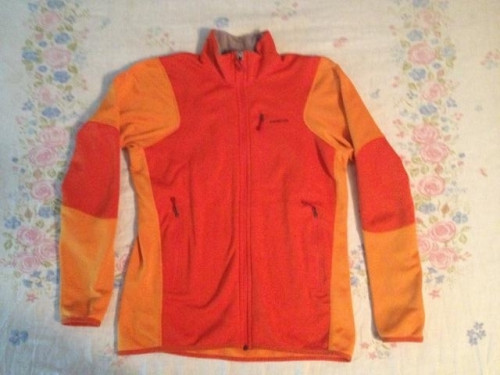 Patagonia Piton Hybrid Jacket, Orange M Large