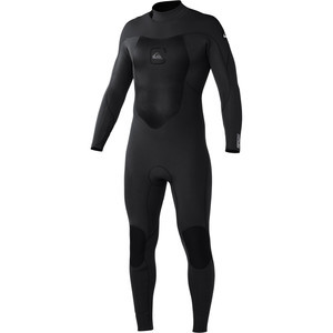 Syncro 3/2 Back Zip GBS Wetsuit - Men's Black, XXL