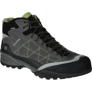 Zen Pro Mid GTX Shoe - Men's Shark/Spring, 44.5 -